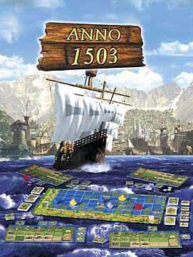 Anno 1503 Brettspiel