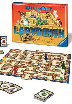 Das Verrückte Labyrinth Der Meister